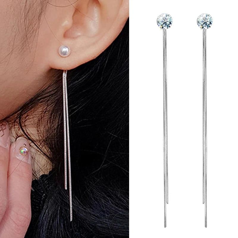 Black stone dangle earrings Valentines day gift armenian jewelry armenian gift black stone long earrings black stone set STERLING SILVER SET