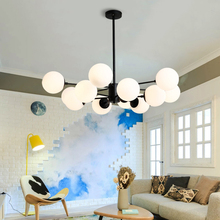 Nordic Modern Ceiling Chandelier LED Indoor Lighting Bedroom Living Room illumination Chandelier Lighting Restaurant Chandeliers