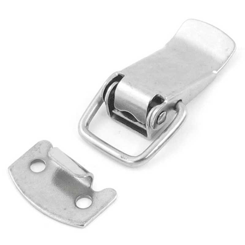 2 Set Box Chest Case Spring Loaded Draw Toggle Latch 30mm Length