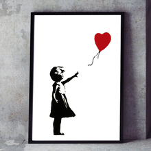 NOOG Banksy Posters And Print Modern Canvas Painting Morden Liberalism Wall Art For Nordic Livingroom Bedroom Home Decor Part 1