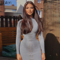 Мини-платье со шнуровкой Цена 956 руб. ($11.83) | 44 заказа Посмотреть