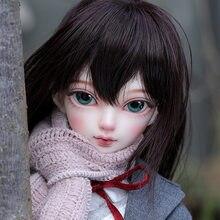 Limited Doll Bjd Kasa Fullset 1/4 42Cm Hars Jiont Poppen Meisje Msd Fid Mmd Minifee Asaedzdc Eye Schoen Kleding pruiken