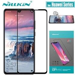 Huawei P30 Lite ochraniacz ekranu ze szkła Nillkin 2.5D pełna pokrywa bezpieczeństwa szkło ochronne dla Huawei Honor 20 Pro uwaga 10 hartowane