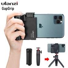Ulanzi CapGrip Wireless Bluetooth Smartphone 1/4 Screw Selfie Booster Handle Grip Phone Stablizer Adapter Holder Tripod Mount