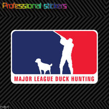 Major League เป็ดล่าสัตว์สติกเกอร์ Die Cut Decal MLDH สติกเกอร์สำหรับ Motos,รถยนต์,แล็ปท็อป,โทรศัพท์
