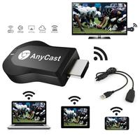 M2 Anycast TV Stick compatibile HD1080P Miracast DLNA Airplay WiFi Display ricevitore TV adattatore Wireless Dongle Andriod BHE3