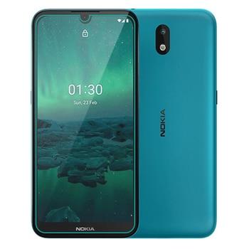 Перейти на Алиэкспресс и купить Смартфон 9H закаленное стекло для Nokia 1,3 стеклянная Защитная пленка для Nokia1.3 Защитная пленка для экрана