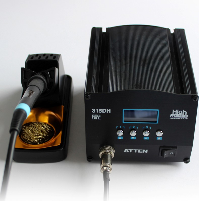 ATTEN AT315DH ESD Free High Frequency Sold Unleaded Antistatic Thermostatic Temperature Control Advanced Welding Station