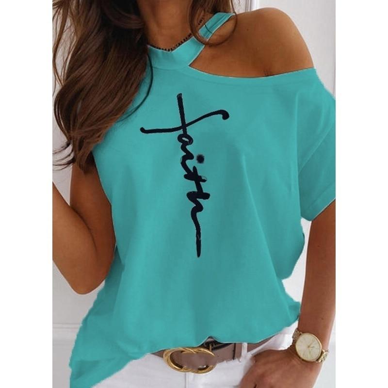 Large size T-shirt Women  6