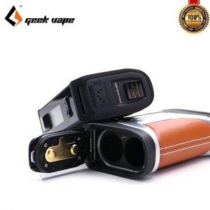 Image 4 - Original GeekVape Aegis Legend 200W TC Box Mod with New AS Chipset Power By Dual 18650 Batteries for Zeus Rta Blitzen VS Drag 2