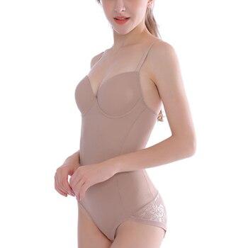 Women Bodyshaper Slimming Bra INTIMATES Underwire