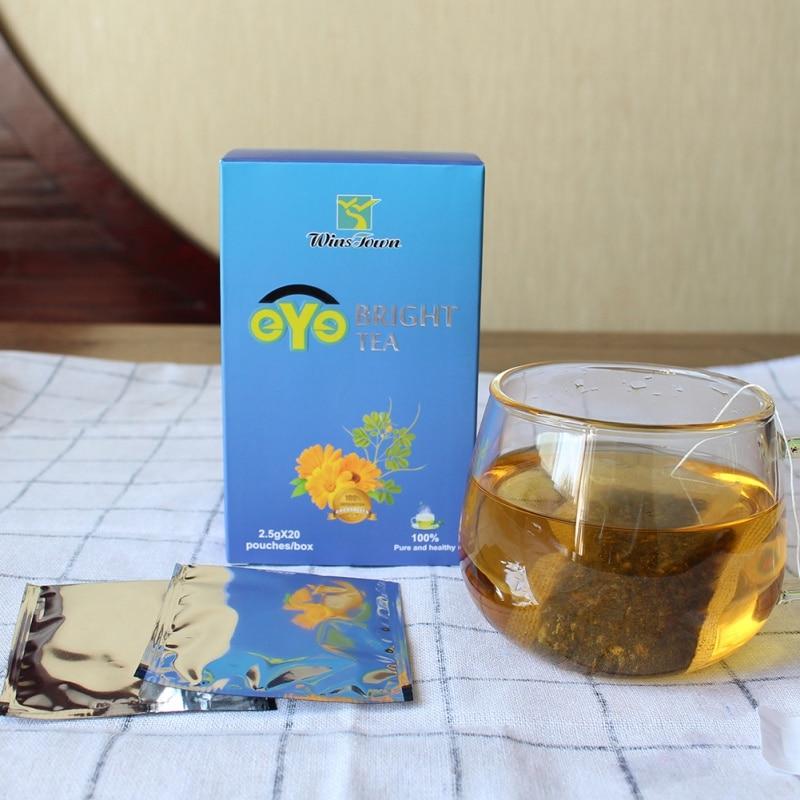 Natural Herbal Health Tea Health Tea 20 Teabags Chrysanthemum Medlar Cassia Seed Eye Bright