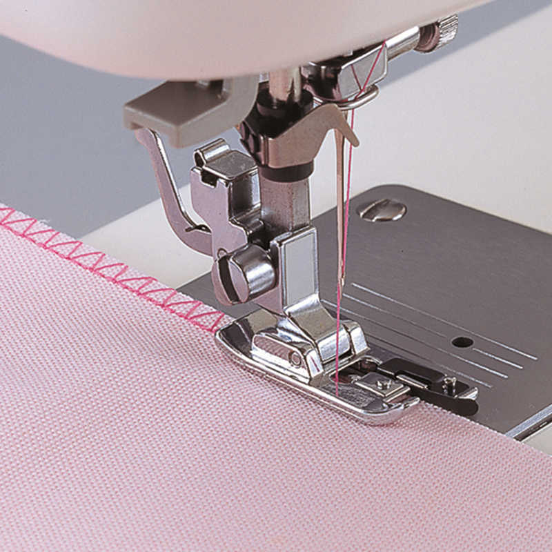 Sewing machine accessories Overlock Vertical presser feet foot ,Overcast ,for Brother,Janome Snap on Foot#SA135 5BB5256