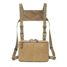 Tactical Shoulder Strap Bag Military Hanging Bag Multi-funct