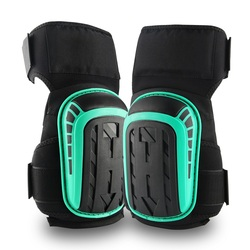 Knee Pads for Work, Construction Gel Knee Pads Tools, Heavy Duty Comfortable Anti-slip Foam for Cleaning Flooring and Garden