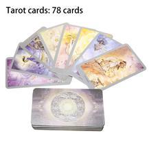 Новая загадка карты Таро 78 шт./компл. английский для новой версии Tarot карточная игра ведьма Таро Shadowscapes карточная игра забавная семейная настольная игра