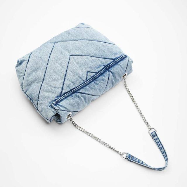 Luxo designer de jeans sacos das mulheres denim corrente crossbody sacos para mulheres 2020 bolsas femininas sacos de ombro mensageiro feminino 3