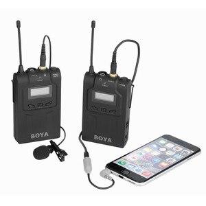 Image 5 - 3.5mm TRRS kadın 3.5mm TRS erkek mikrofon adaptör kablosu için IPhone/iPad