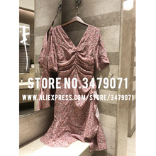 2019 elegancki nowe sukienka