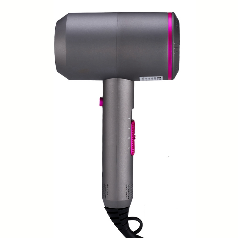 220V 2000W Ionic Constant Temperature Hair Blow Dryer Fast Dry Hot And Cold Hair Dryer EU Plug