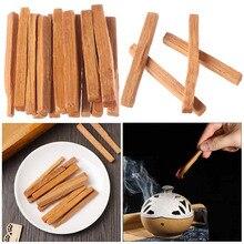 50g/Pack Natural Sandalwood Wooden Sticks Irregular Shape Sandalwood Chips Buddhism Home
