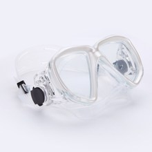 Snorkeling Goggles Diving Anti-fog Mirror underwater Full dry diving glasses
