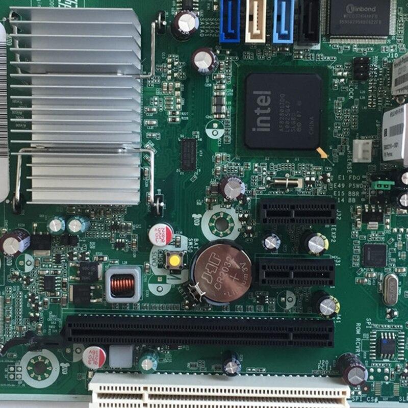 Original For HP Compaq 8000 Elite Desktop motherboard MB LGA 775 Q45 DDR2 536458-001 503363-000 536884-001 100% fully Tested 1