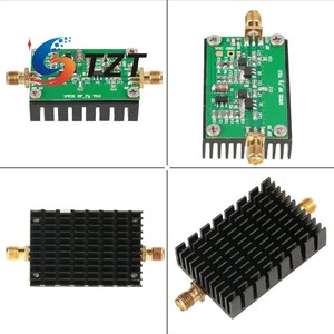 Image 2 - TZT RF Amplifier Board 2MHz 700MHZ Broadband RFเครื่องขยายเสียง3W HF VHF UHF FM Transmitterเครื่องขยายสัญญาณRFสำหรับวิทยุ