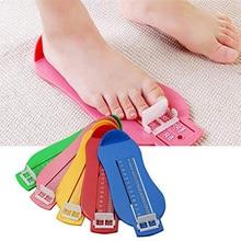 Новинка, измерительная линейка для ног, инструмент для маленьких детей, обувь для малышей, фитинги, измерительные инструменты для ног