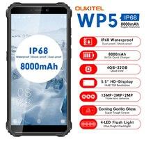OUKITEL WP5 Mobile Phone 5.5