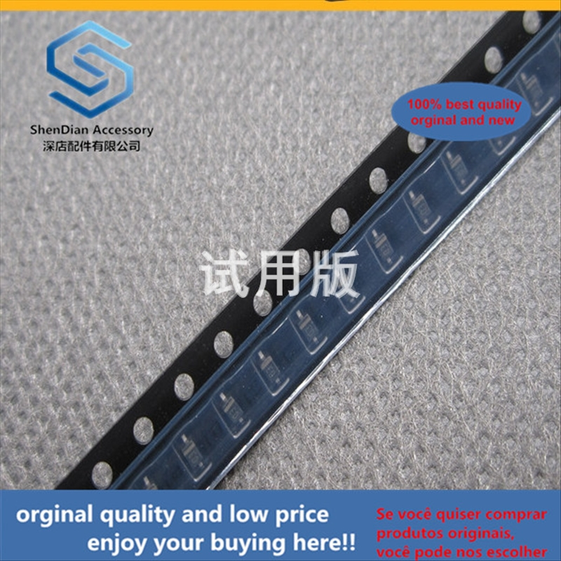 50pcs 100% Orginal New Best Quality Zener Diode MM3Z5B6 Accuracy 0.2% 5.6V Screen Printed ED Patch SOD-323