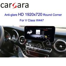 Mercedes V W447 планшет мультимедиа Автомобильный gps Навигация DVD стереосистема