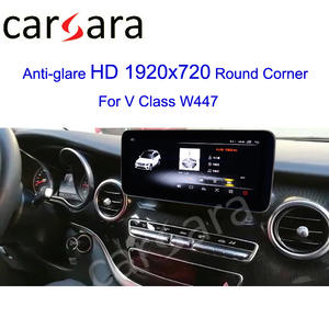 Mercedes V W447 Tablet Multimedia Car GPS Navigation DVD Head unit
