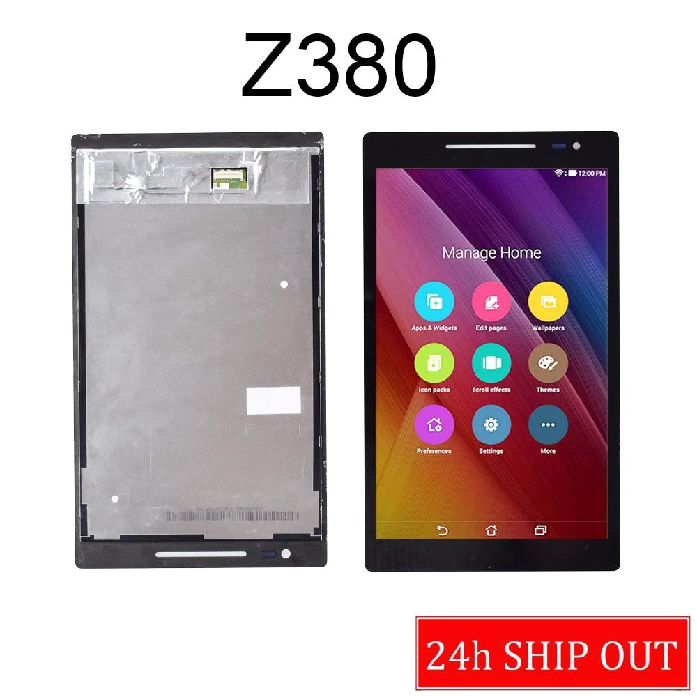 Оригинальный дизайн для Asus Zenpad 8,0 Z380 Z380KL Z380CX Z380C Z380M ЖК-дисплей Дисплей кодирующий преобразователь сенсорного экрана в сборе Запасная часть