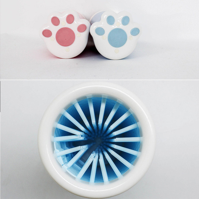 Cat Paw Cleaner Cup  4