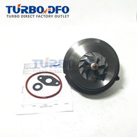 Turbine core TD04 49377 07460 49377 07430 turbo cartridge CHRA balanced charger for VW Crafter 2.5 TDI BJJ CEBA 2006 076145702B