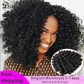 Косички для плетения волос Doris beauty с эффектом омбре, волшебная палочка, изогнутые крючком косички, Jamaican Bounce, 8 дюймов, Синтетические Искусств...