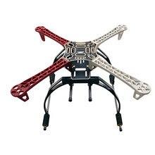 Zangão de alta qualidade f450 f550 com 450 quadro para rc mk mwc 4 eixos rc multicopter quadcopter heli multi-rotor com trem de pouso