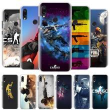 Cs Go Logo Phone Cases for Xiaomi Redmi Note 8T 9S 5 6 7 8 Pro 9 Pro MAX K20 K30 Pro 6A 7A 8A Cover phone case for xiaomi redmi note 9s 7 8 9 pro max 8t 8 pro redmi 6 6a 7a 8a k20 k30 pro silicone cover superman hero logo