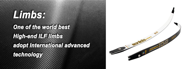 2 pièces membres de larc blanc 26/30 Lbs bricolage KAIMEILONG arc classique accessoire pour tir à larc