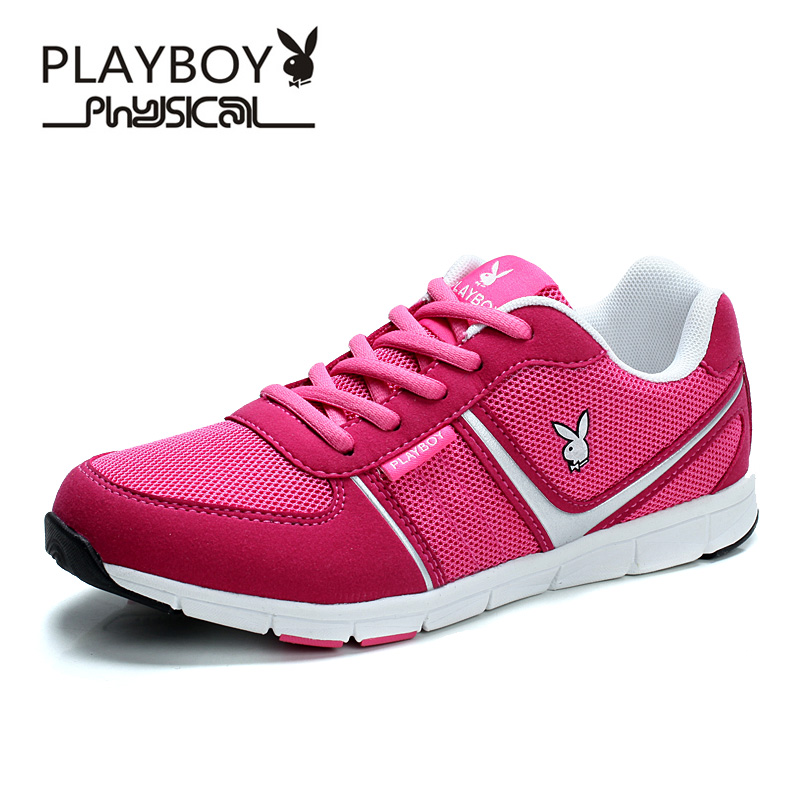 PLAYBOY New Women Casual Shoes 2020 NEW Fashion Cheap Walking Women's Flats Shoes Breathable Zapatillas Hombre Casual Shoes