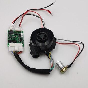 цена на ventilator centrifugal blower fan DC12V DC24V ventilator medical centrifugal blower for breathing machine  CPAP respirator bipap