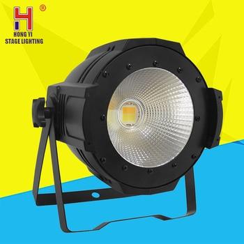 LED Par 100W/200W COB Lamp Dmx Controll Stage lights For Dj Booth Market Disco Church/Garden Effect lighting