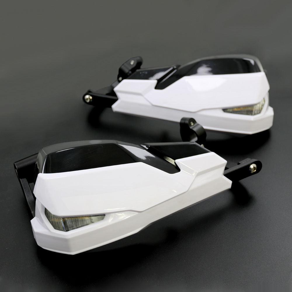 Nuevos protectores de pantalla LED para motocicleta para BMW F800GS R1200GS LC R 1200 GS ADV luces de señal y luz de circulación diurna