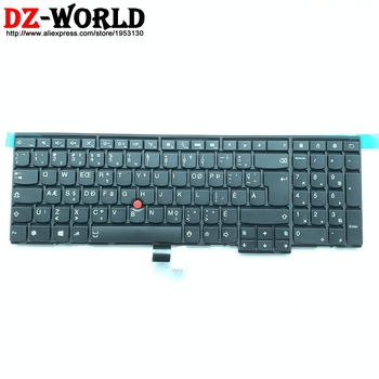 New CFA Canadian French Keyboard for Lenovo Thinkpad P50S T560 W540 T540P W541 T550 W550S L540 L560 Teclado 04Y2349 04Y2427 image