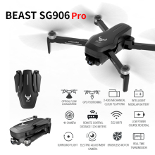 SG906 PRO GPS Drone With 2-axis Anti-shake Self-stabilizing Gimbal WiFi FPV 4K C