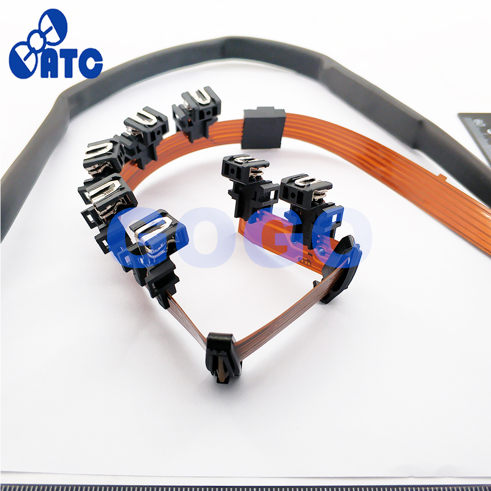 095 096 01M Transmission Internal Wire Solenoid Harness For VW Audi Seat Skoda
