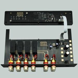 Image 5 - חדש FX אודיו PW 6 Amplificador HIFI דיגיטלי אודיו מגבר Switcher Spiltter בורר מוצלב 2 דרך רמקול Amp ממיר