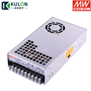 Image 2 - Original MEAN WELL SE 450 24 450W 18.8A 24V Meanwell Power Supply AC 110V/220V to DC 24V SMPS 2 years warranty