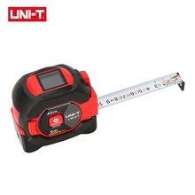 UNI-T LM40T Laser Tape Measure 2-in-1 40M Laser Rangefinder Portable Infrared Distance Meter LCD Display Electronic Ruler